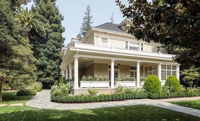 1001 Forest Avenue, Palo Alto, CA 94301 (#ML81831175) :: Millman Team