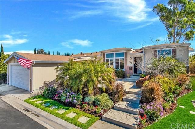 169 Seville #169, Tustin, CA 92780 (#PW21032322) :: Wahba Group Real Estate | Keller Williams Irvine