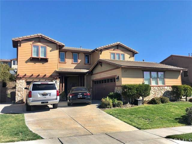 5041 Juneau Court, Rancho Cucamonga, CA 91739 (#CV21038690) :: Rogers Realty Group/Berkshire Hathaway HomeServices California Properties