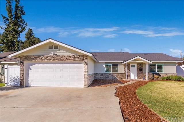 685 W Leeside Street, Glendora, CA 91741 (#CV21038167) :: Millman Team
