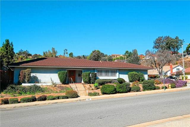 1605 Maple Hill Road, Diamond Bar, CA 91765 (#CV21036920) :: Rogers Realty Group/Berkshire Hathaway HomeServices California Properties