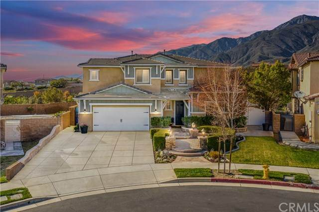 5138 Maywood Court, Rancho Cucamonga, CA 91739 (#CV21038746) :: Rogers Realty Group/Berkshire Hathaway HomeServices California Properties