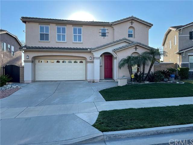 1893 Pinnacle Way, Upland, CA 91784 (#CV21038991) :: Millman Team