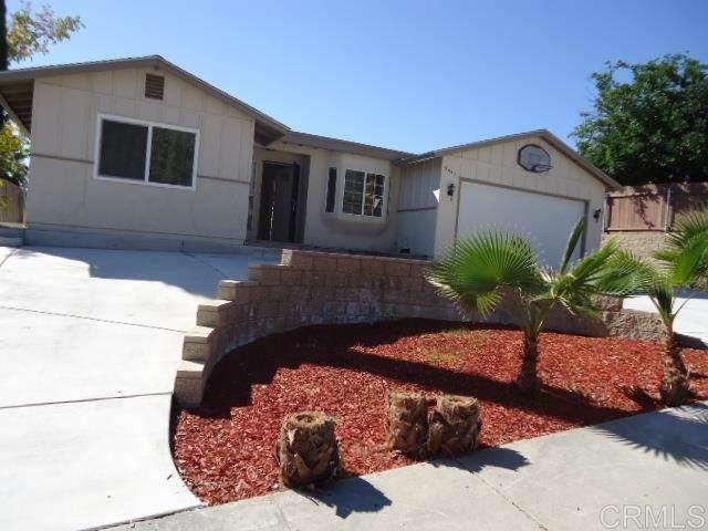 9445 Hornbuckle Dr., Santee, CA 92071 (#PTP2101249) :: Power Real Estate Group