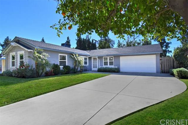 23100 Cohasset Street, West Hills, CA 91307 (#SR21037448) :: Power Real Estate Group