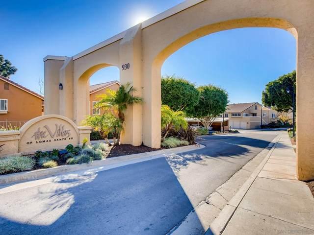 930 Via Mil Cumbres #111, Solana Beach, CA 92075 (#210004835) :: Jett Real Estate Group