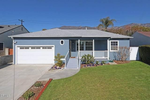513 W Terrace Street, Altadena, CA 91001 (#P1-3484) :: Mainstreet Realtors®