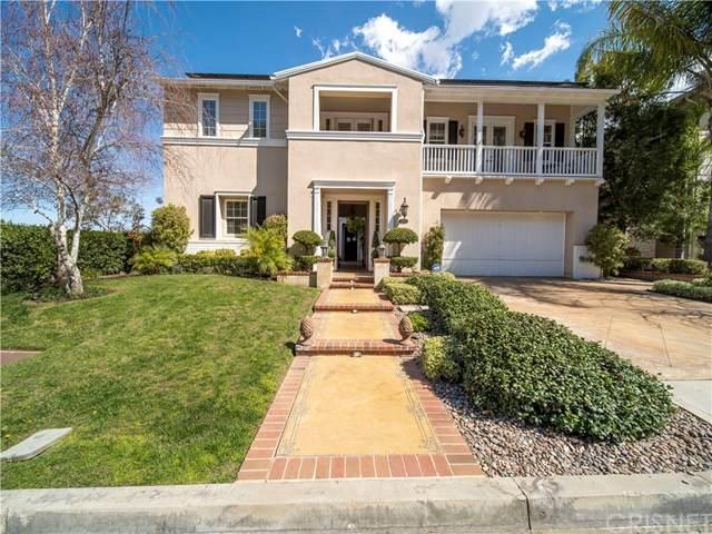 26908 Mirasol Street, Valencia, CA 91355 (#SR21036757) :: The Brad Korb Real Estate Group