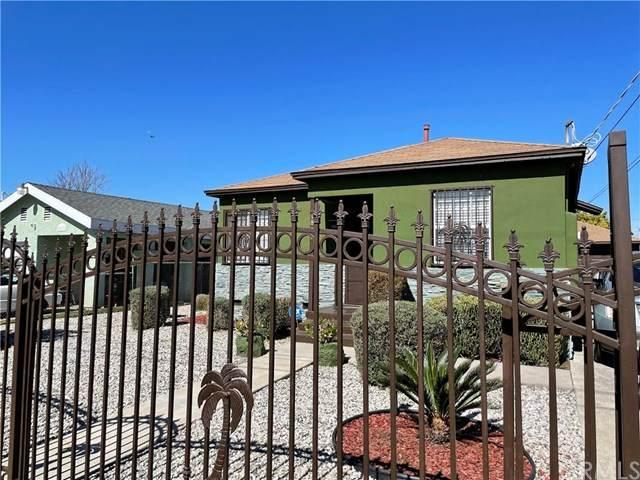 1827 E 111th Street, Los Angeles (City), CA 90059 (#DW21039053) :: eXp Realty of California Inc.