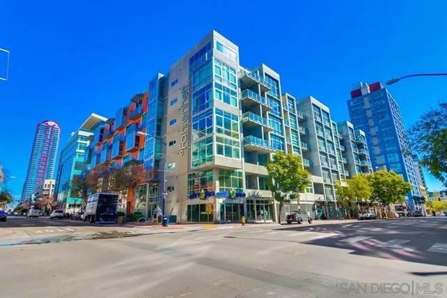 1025 Island Avenue #203, San Diego, CA 92101 (#210004839) :: Better Living SoCal