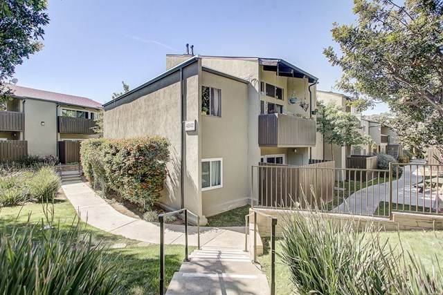 4842 Hollow Corner Road #405, Culver City, CA 90230 (#SB21032266) :: Millman Team