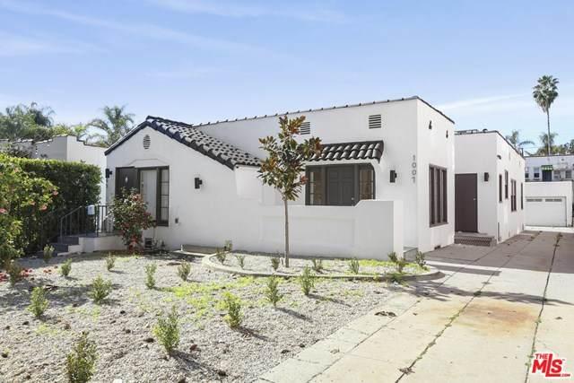 1005 N Harper Avenue, West Hollywood, CA 90046 (#21697594) :: Koster & Krew Real Estate Group   Keller Williams