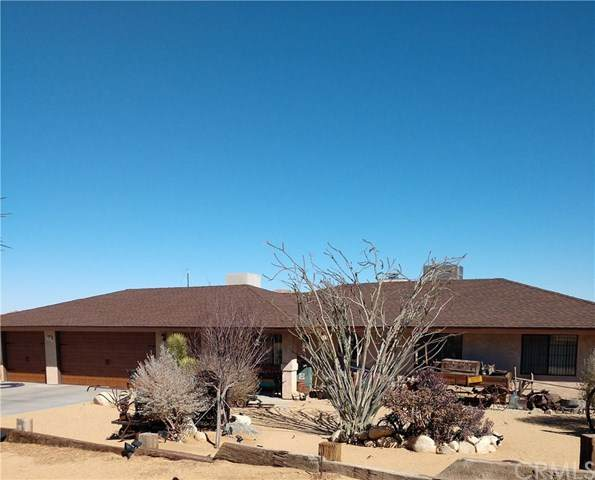 7895 Sunset, Joshua Tree, CA 92252 (#EV21039098) :: Powerhouse Real Estate