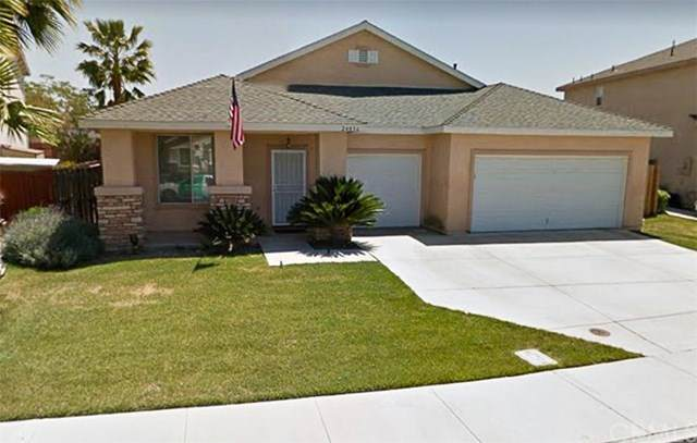 24856 Loire Court, Hemet, CA 92544 (#OC21039230) :: RE/MAX Empire Properties