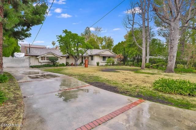 5823 Sadring Avenue, Woodland Hills, CA 91367 (#221000975) :: RE/MAX Empire Properties