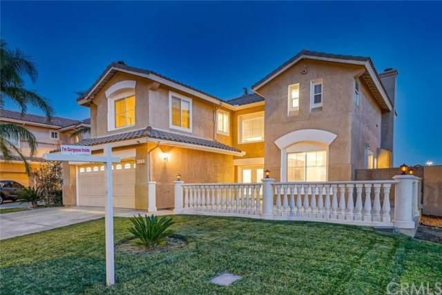 14839 New Foal, Fontana, CA 92336 (#CV21039134) :: Rogers Realty Group/Berkshire Hathaway HomeServices California Properties