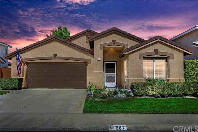 687 Viewpointe Lane, Corona, CA 92881 (#IG21039148) :: Crudo & Associates