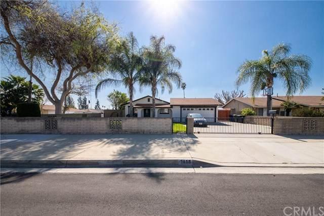 1418 E 7th Street, Ontario, CA 91764 (#CV21039259) :: Rogers Realty Group/Berkshire Hathaway HomeServices California Properties