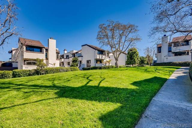 2264 Caminito Pajarito #141, San Diego, CA 92107 (#210004870) :: Legacy 15 Real Estate Brokers