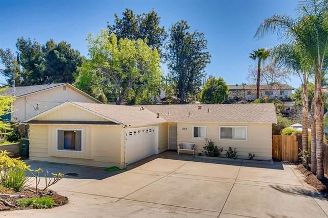 1587 Greenfield, El Cajon, CA 92021 (#PTP2101258) :: Legacy 15 Real Estate Brokers