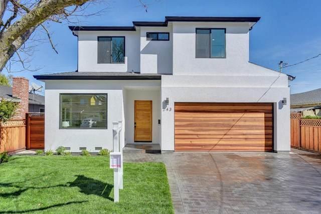 243 Alexander Avenue, Redwood City, CA 94061 (#ML81831312) :: Legacy 15 Real Estate Brokers