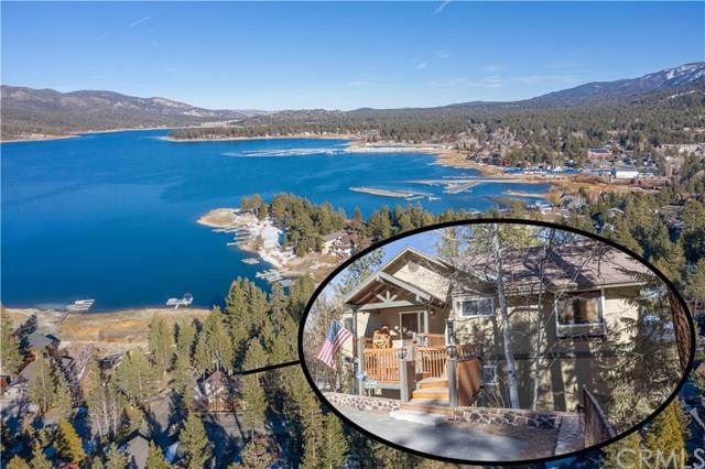 40190 Lakeview Drive, Big Bear, CA 92315 (#PW21039292) :: Power Real Estate Group