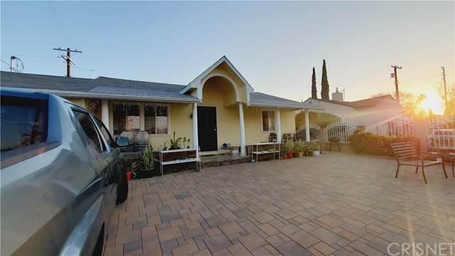 11154 Archwood Street, North Hollywood, CA 91606 (#SR21038449) :: Millman Team