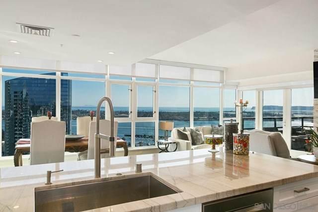 1199 Pacific Hwy #3802, San Diego, CA 92101 (#210004873) :: Legacy 15 Real Estate Brokers