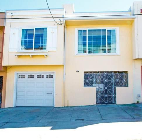 21 Pueblo Street, San Francisco, CA 94134 (#ML81831322) :: Legacy 15 Real Estate Brokers