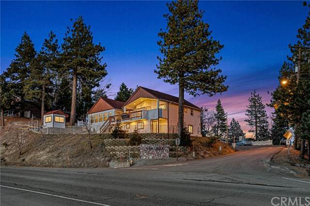 2022 Nob Hill Drive, Running Springs, CA 92382 (#IV21038491) :: Power Real Estate Group