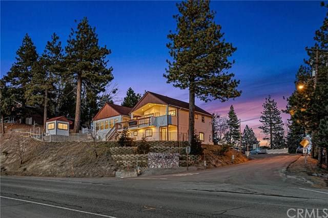 2022 Nob Hill Drive, Running Springs, CA 92382 (#IV21038491) :: The Alvarado Brothers