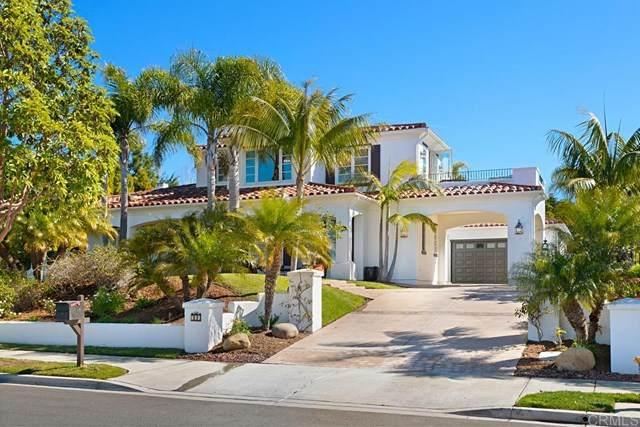 653 Camino De Orchidia, Encinitas, CA 92024 (#NDP2102031) :: Jett Real Estate Group