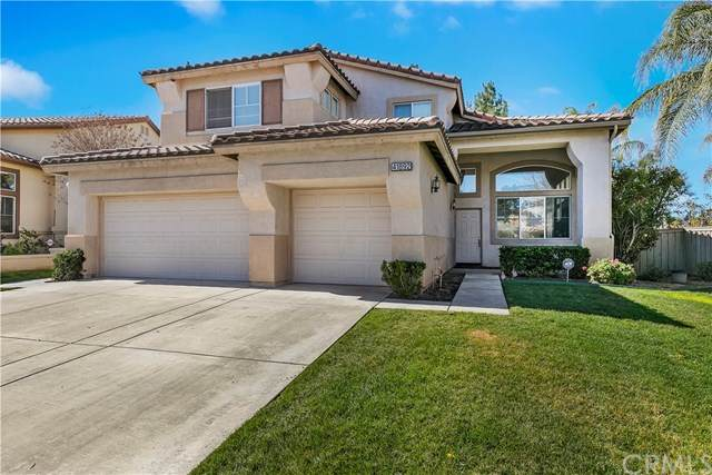 41892 Black Mountain Trail, Murrieta, CA 92562 (#SW21038443) :: RE/MAX Empire Properties
