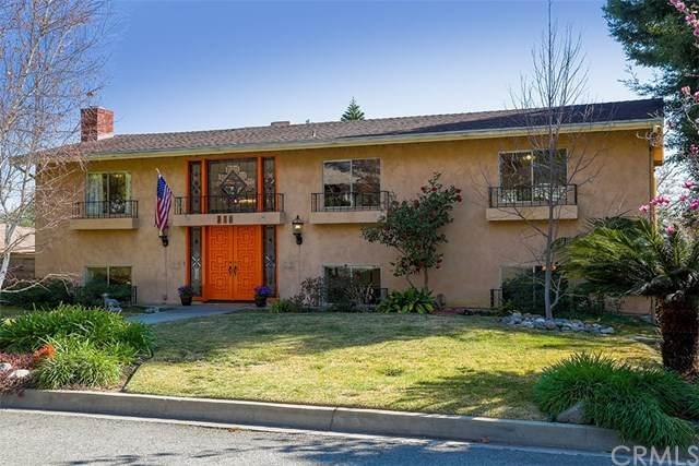 720 Edgeview Drive, Sierra Madre, CA 91024 (#AR21039399) :: The Alvarado Brothers