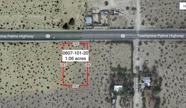 1 .06 Acres On Hwy 62 Nr Sunkist Highway - Photo 1