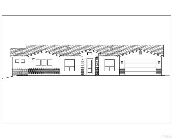 3149 Via Del Cielo, Fallbrook, CA 92028 (#NDP2102036) :: Millman Team