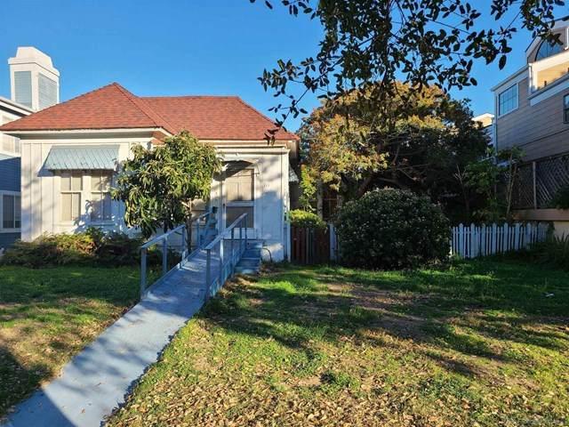 711 F Avenue, Coronado, CA 92118 (#210004891) :: Jett Real Estate Group