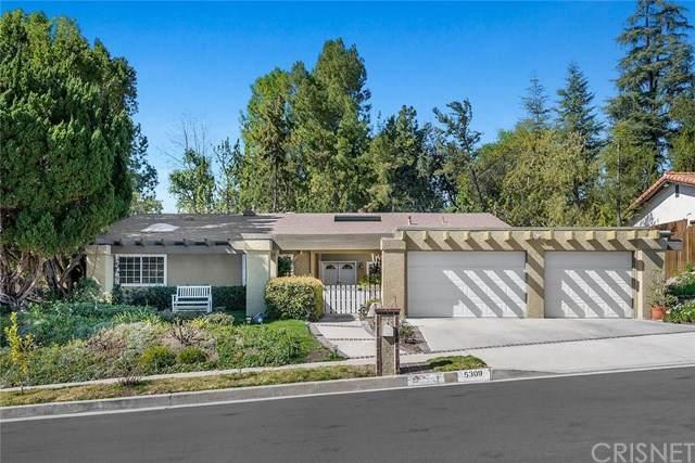 5309 Lockhurst Drive, Woodland Hills, CA 91367 (#SR21036847) :: BirdEye Loans, Inc.