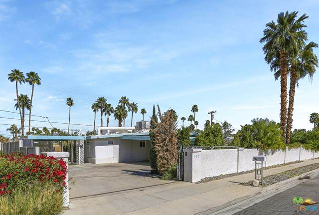 952 N Riverside Drive, Palm Springs, CA 92264 (#21693598) :: Rogers Realty Group/Berkshire Hathaway HomeServices California Properties