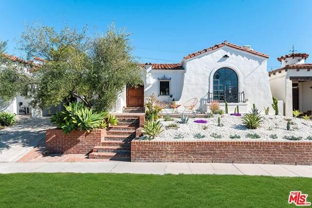 826 S Spaulding Avenue, Los Angeles (City), CA 90036 (#21697390) :: Koster & Krew Real Estate Group | Keller Williams