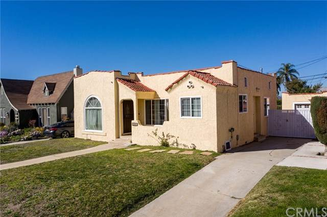 2207 W 77th Street, Inglewood, CA 90305 (#SB21039487) :: The Alvarado Brothers