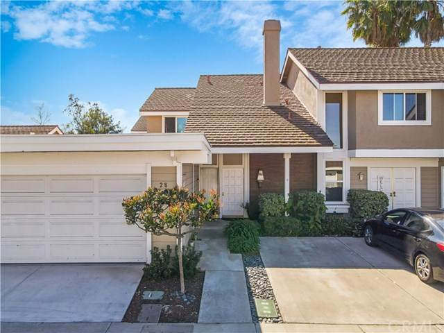 28 Tanglewood Drive, Irvine, CA 92604 (#OC21039497) :: Wendy Rich-Soto and Associates