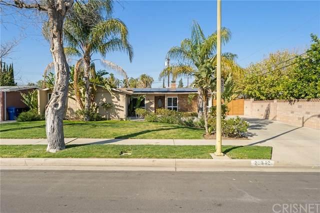 22843 Wyandotte Street, West Hills, CA 91307 (#SR21039165) :: Power Real Estate Group