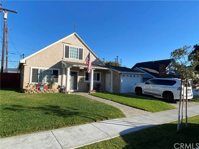 3327 W 180th Street, Torrance, CA 90504 (#SB21039598) :: Realty ONE Group Empire