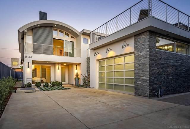 1503 Neptune Ave, Encinitas, CA 92024 (#210004913) :: Jett Real Estate Group