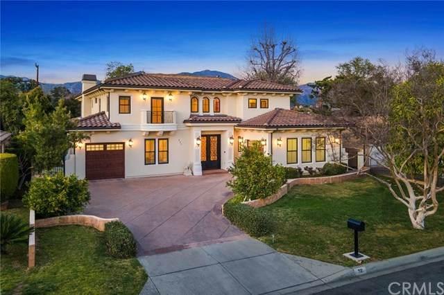 321 E Lemon Avenue, Arcadia, CA 91006 (#WS21022451) :: Zember Realty Group