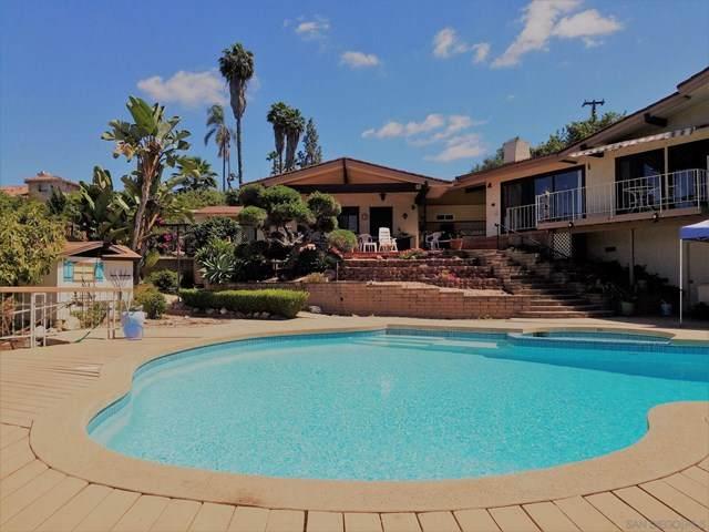 1278 Bernita Rd, El Cajon, CA 92020 (#210004925) :: Steele Canyon Realty