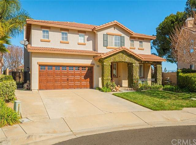 11327 El Fuego Court, Fontana, CA 92337 (#CV21022499) :: Rogers Realty Group/Berkshire Hathaway HomeServices California Properties