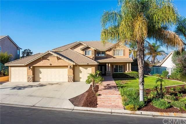 20839 Broken Bit Drive, Covina, CA 90724 (#RS21037716) :: American Real Estate List & Sell