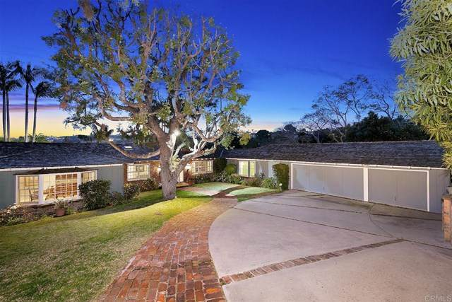 14 E Roseland Drive, La Jolla, CA 92037 (#NDP2102052) :: Jett Real Estate Group
